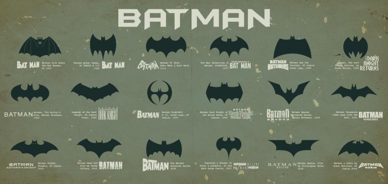 So many Batmans...Batmen?...so little time
