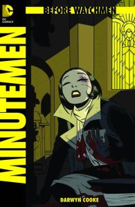 Before Watchmen: Minutemen 03