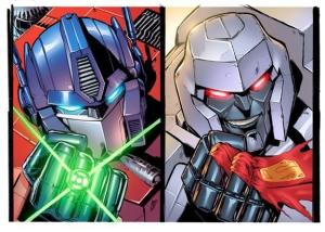 Optimus Lantern?