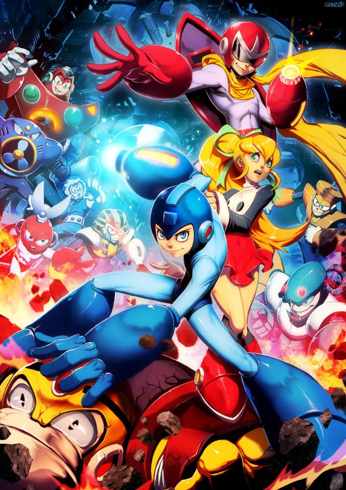 Cartoon Network's New Mega Man TV Show - kidzworld.com