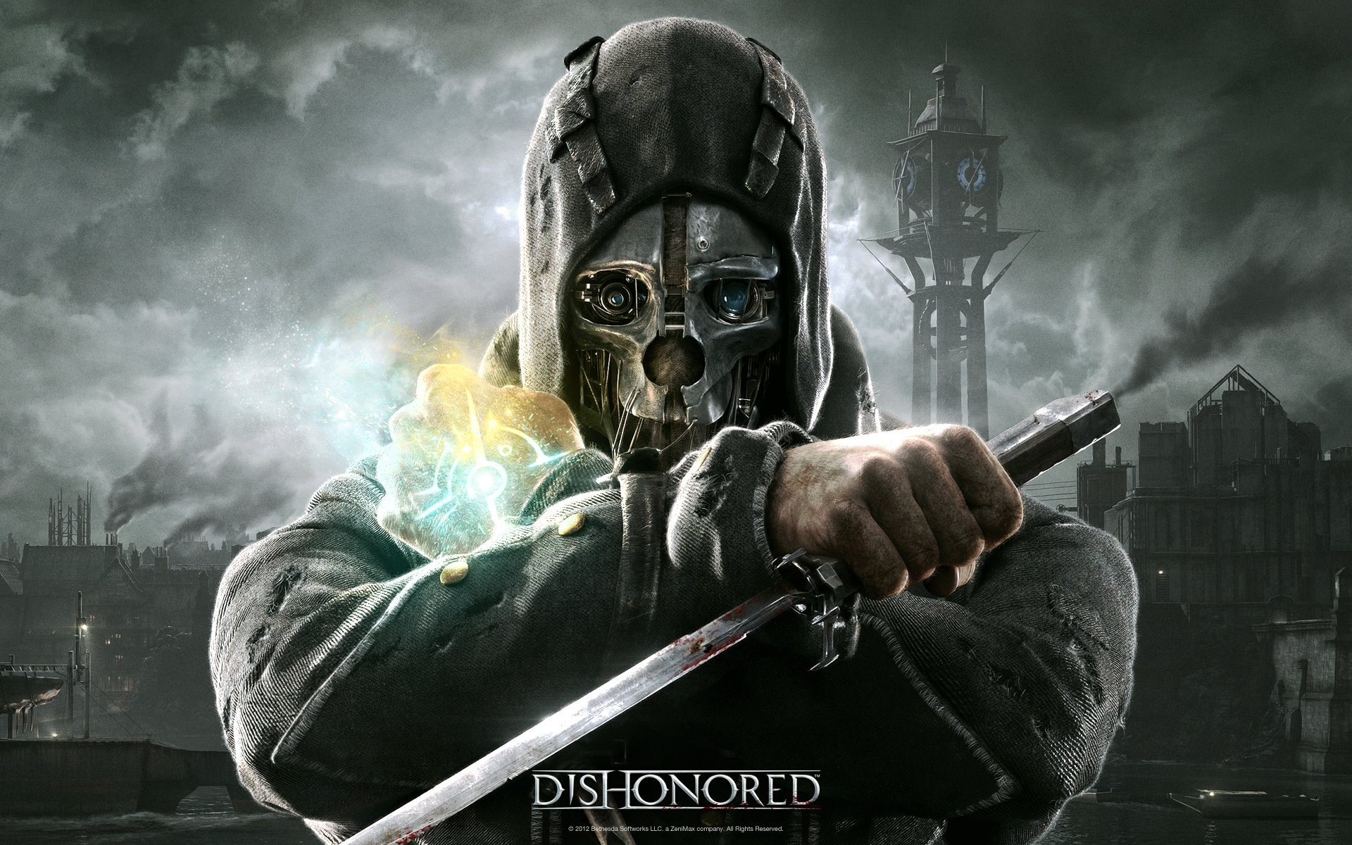 Dishonored  Getting Out Of Emilys Room