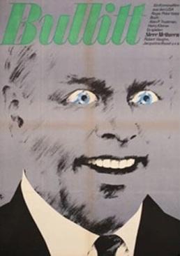 Bullitt - East Germany