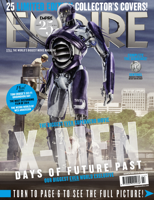 2014-01-27 13_31_13-Empire X-Men_ Days Of Future Past Exclusive - Sentinel Cover