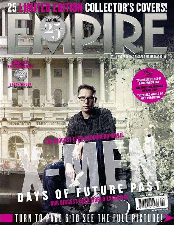 2014-01-27 14_08_11-Empire X-Men_ Days Of Future Past Exclusive - Bryan Singer Cover