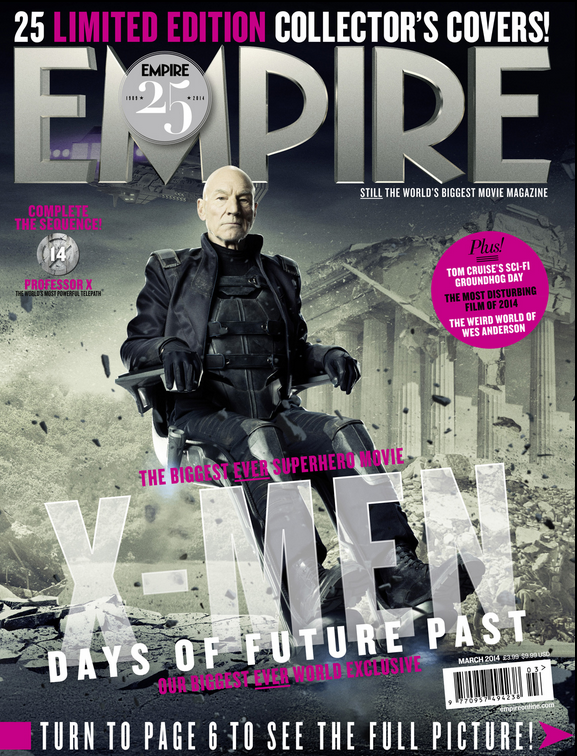 2014-01-27 17_09_11-Empire X-Men_ Days Of Future Past Exclusive - Future Professor X Cover