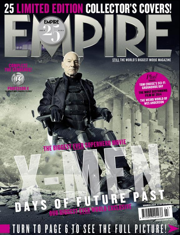 2014-01-27 17_09_11-Empire X-Men_ Days Of Future Past Exclusive - Future Professor X Cover