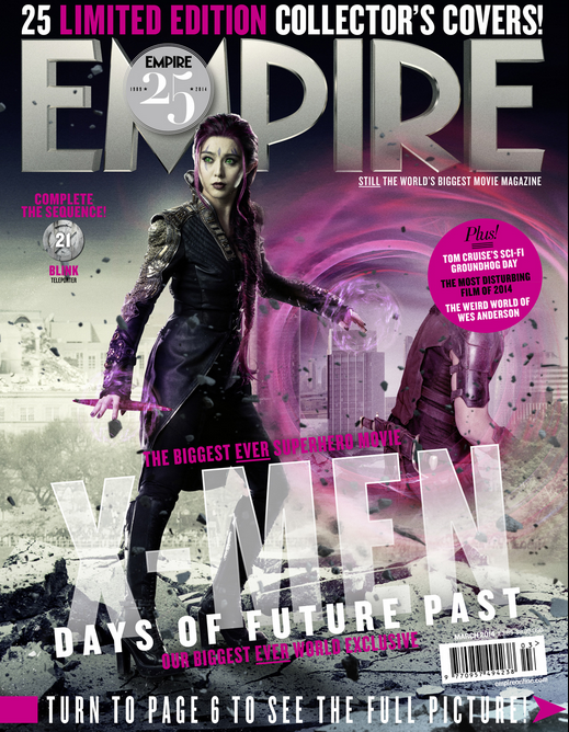 2014-01-28 08_47_13-Empire X-Men_ Days Of Future Past Exclusive - Blink Cover