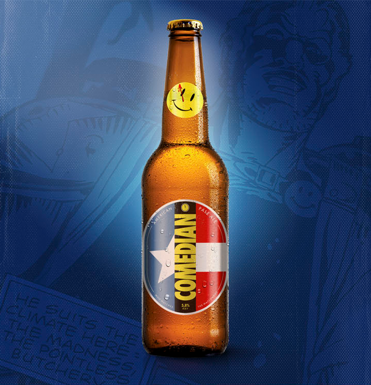 2014-08-13 10_31_54-The Comic Book Super Drunk Hangout by Butcher Billy on Behance