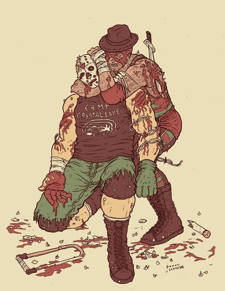 Freddy Krueger & the Sleeper Hold